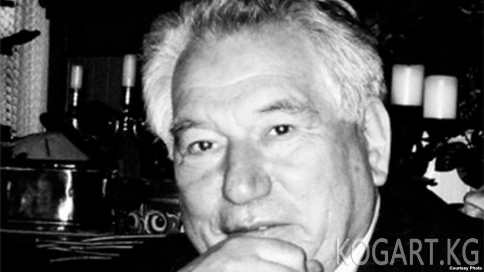 Ташкенттеги көчөлөрдүн бирине Чынгыз Айтматовдун ысымы берилди