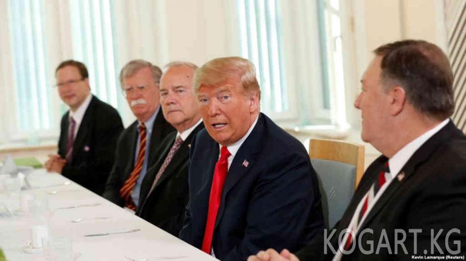Трамп: АКШ менен Орусиянын мамилеси «эч качан мынчалык начар болгон...