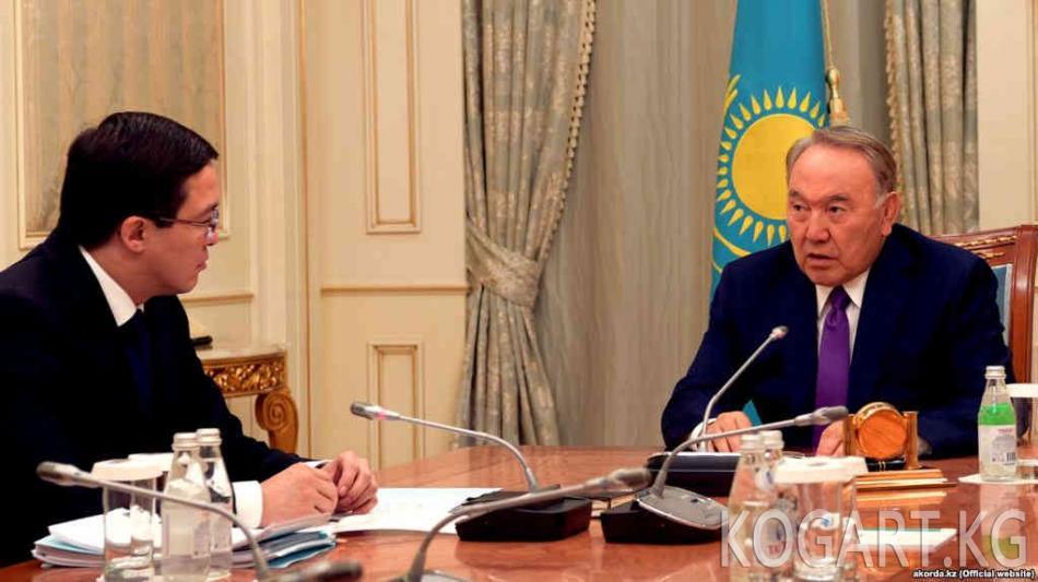 Назарбаев: теңге курсунун кубулушу калктын жашоосуна таасирин...