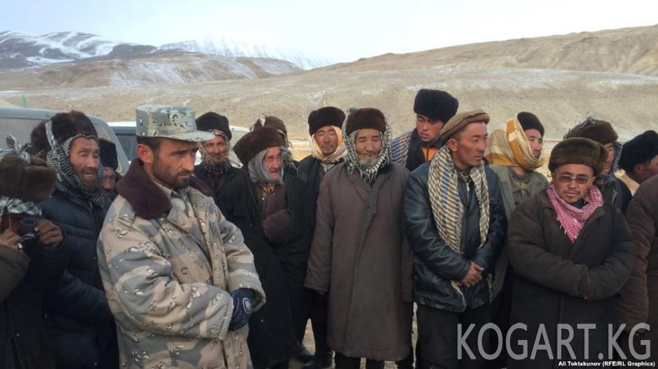 Памирдеги кыргыздардын башчысы болуп Ажыбуту Абдилгани шайланышы...