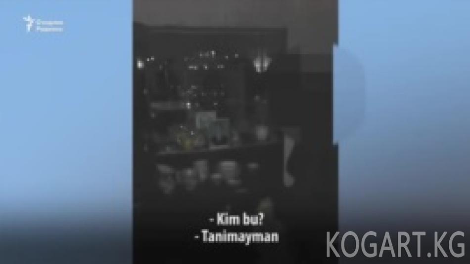 Өзбекстан: милиция тарабынан сойкуканада тартылган видео талаш...