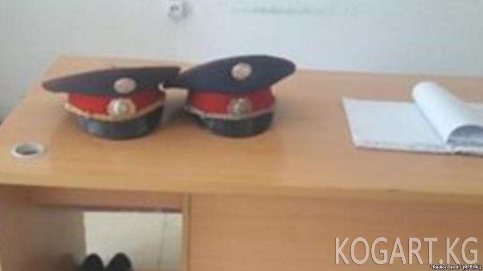 Өзбекстанда райондук милиция башчысы дыйкандын мурдун сындырды