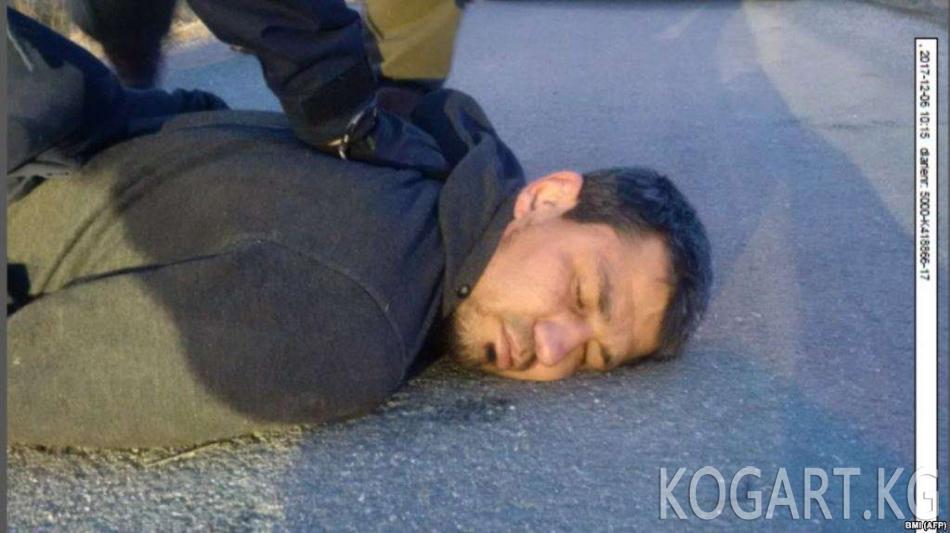 Өзбекстандык Рахмат Акилов жаза мөөнөтүн Швециядагы эң катаал абакта...