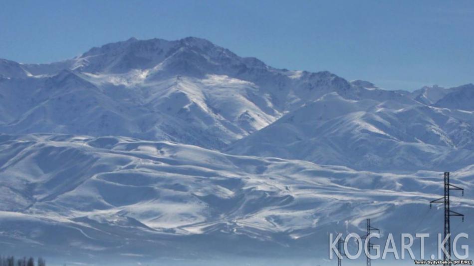 Кыргызстанда казакстандык турист мерт болду