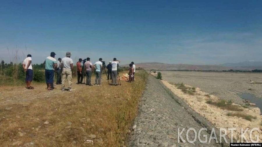 Акматов: Сузактагы жер Өзбекстанга берилген эмес