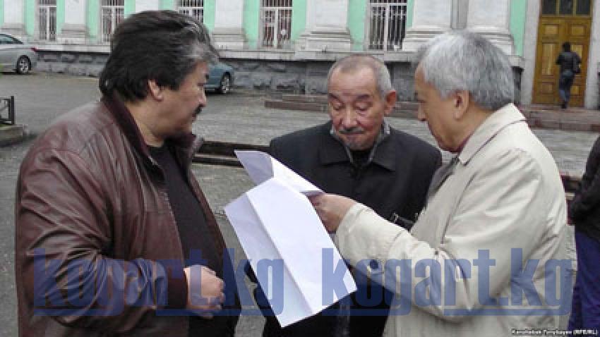 Казакстан: митингдер адабиятчыларды кабатыр кылууда