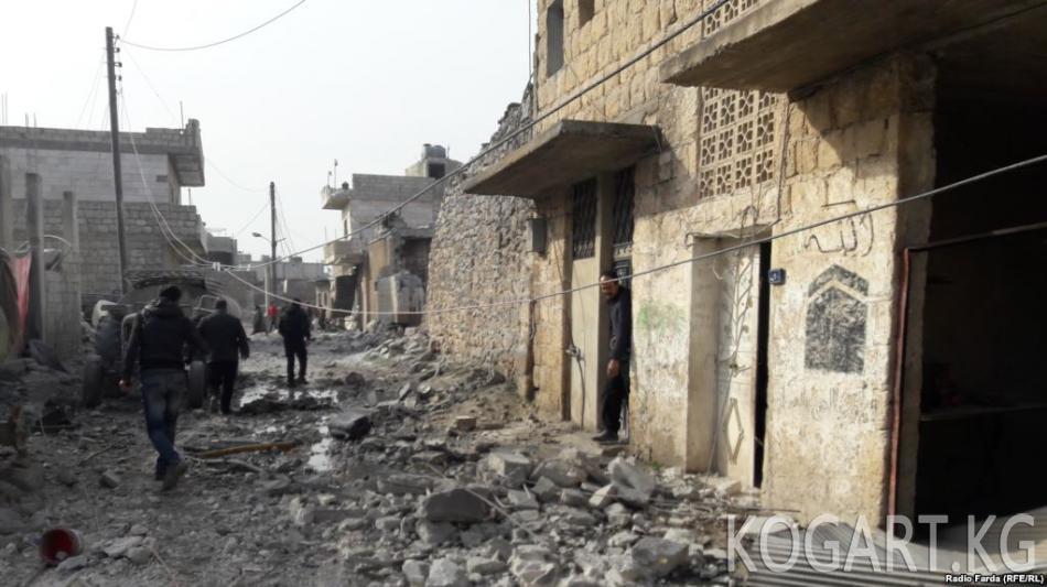 Reuters: Асад аскерлери Идлиб провинциясына чабуул жасоого даярданууда
