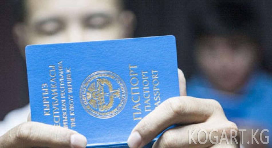 Жаңы үлгүдөгү кыргыз паспорту талаш-тартышты туудурууда
