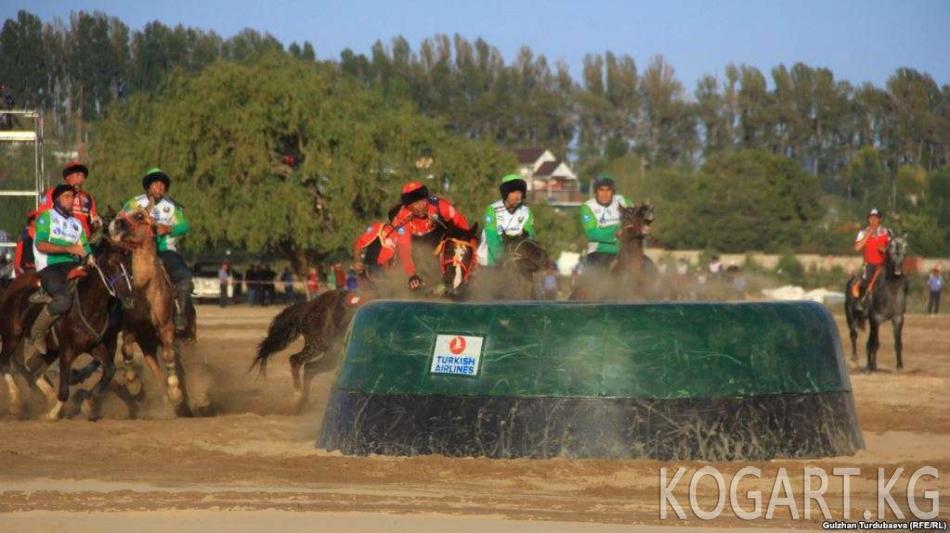 ДКО-2018: Кыргызстандын көкбөрүчүлөрү чемпион болду