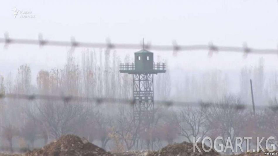 Аксы: Өзбекстанга чектеш айыл тургундары жер тилкелери алынганына...