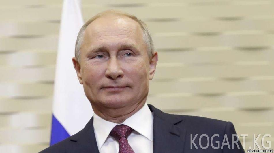 Путин Ил-20 учагынын кыйрашына Израиль айыптуу деп эсептейт