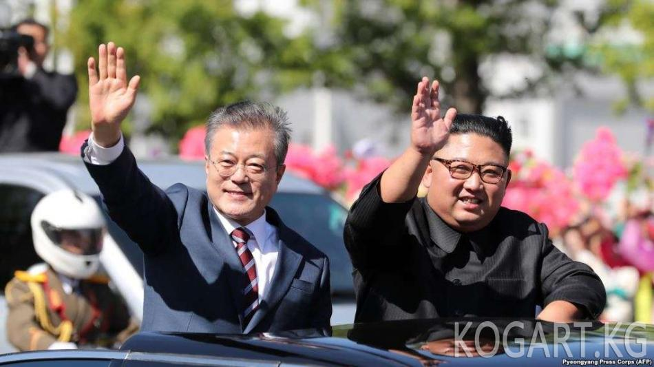 Түндүк Корея башкы өзөктүк комплексин бузууга даяр