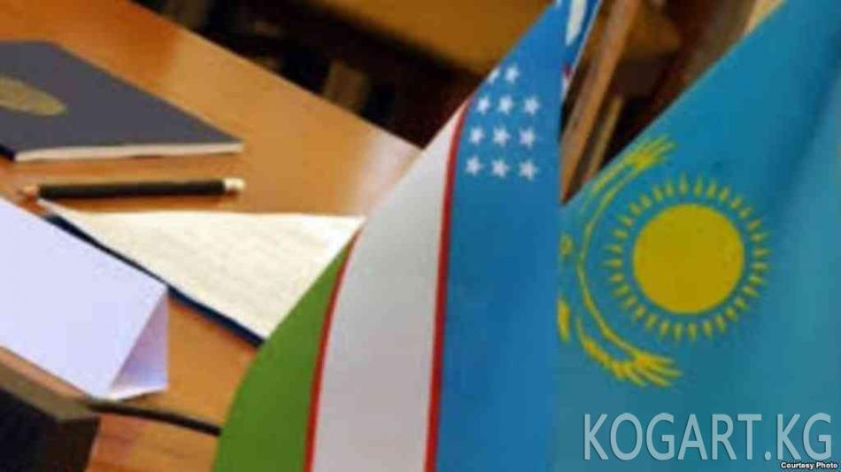 Өзбекстан менен Казакстан биргелешип спутник курууну пландоодо