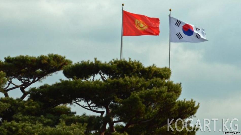 Кореядагы элчилик Сеулга барып келбей койгон кыргызстандыктардын...