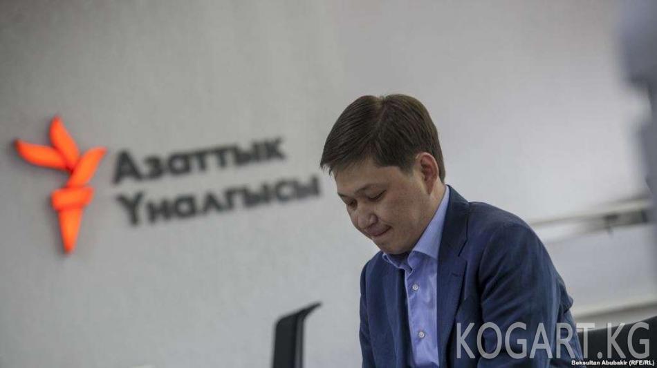 Адвокат: Сапар Исаковдун жакындарынын мүлкүн тартып алганы жатышат