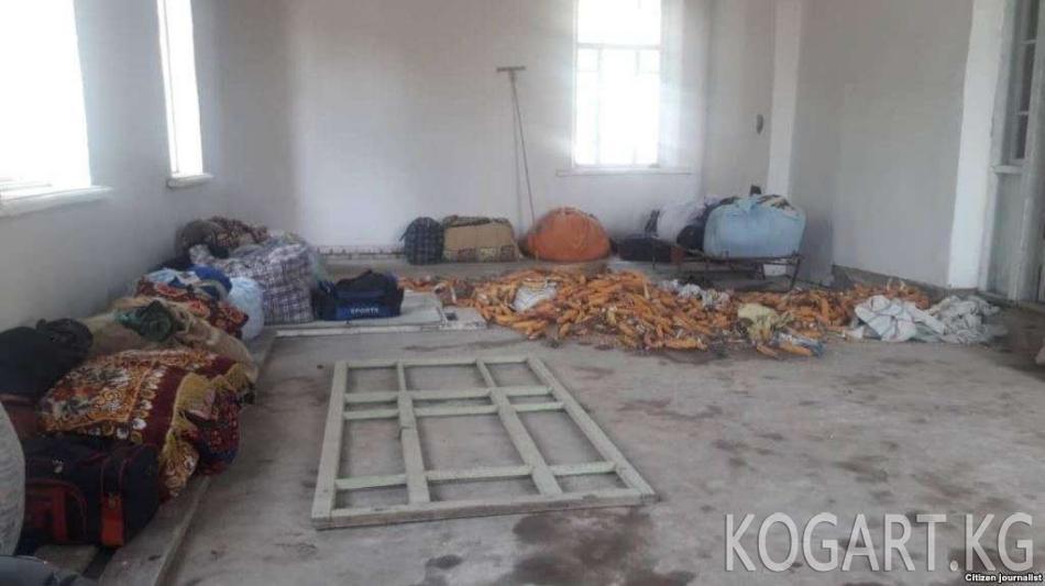 Ташкентте элчиликтерди кайтарган милиция кызматкерлери пахта теримге жөнөтүлдү