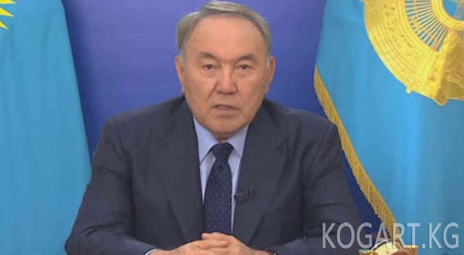 Президент Назарбаев Санкт-Петербургга келди