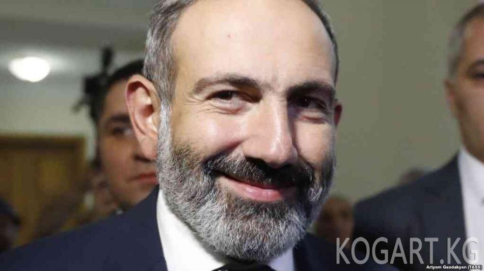 Армения премьер-министри Никол Пашинян отставкага кетти