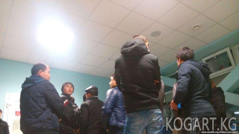 Орусияда оор кырдаалга кабылган 152 өзбекстандык мекенине кайтарылды