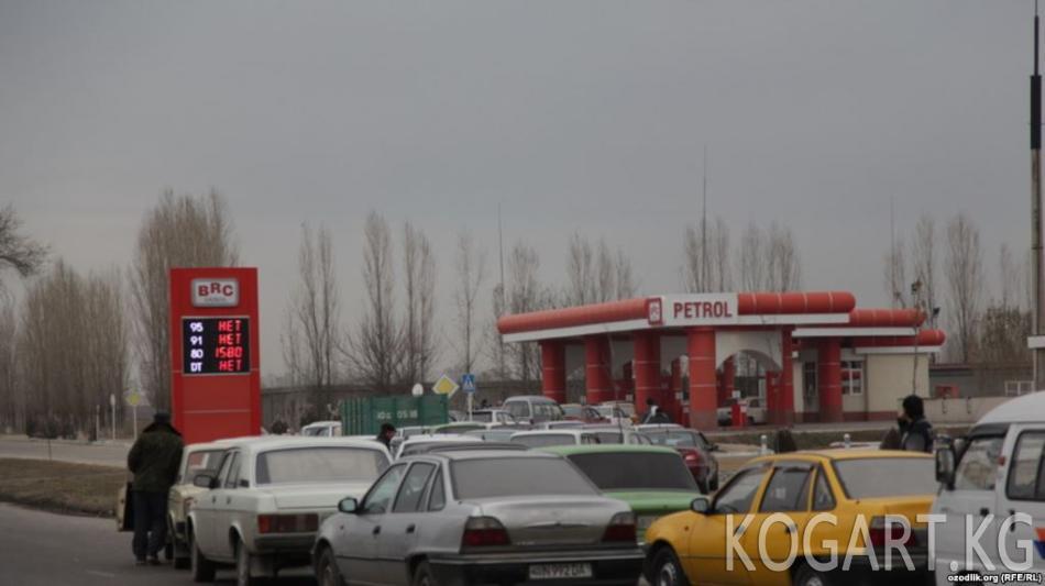 Өзбекстан 2023-жылы метанолдон бензин чыгара баштайт