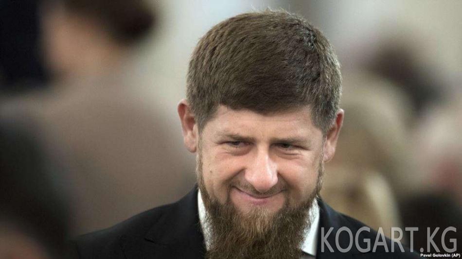 Инстаграм Рамзан Кадыровдун жаңы аккаунтун жапты