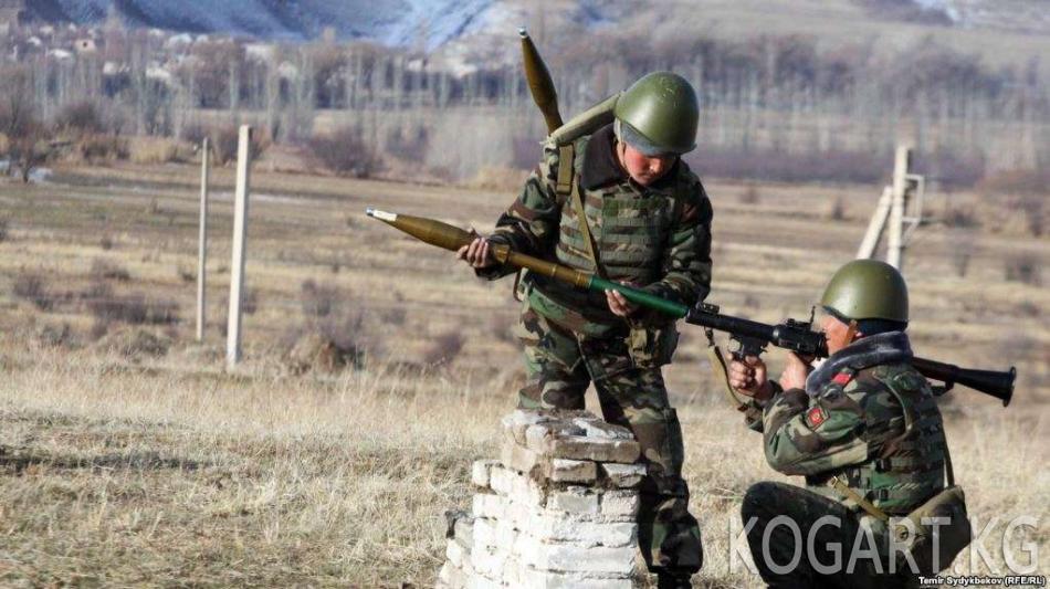 Түркия Кыргызстанга аскердик жардамдын көлөмүн көбөйтөт