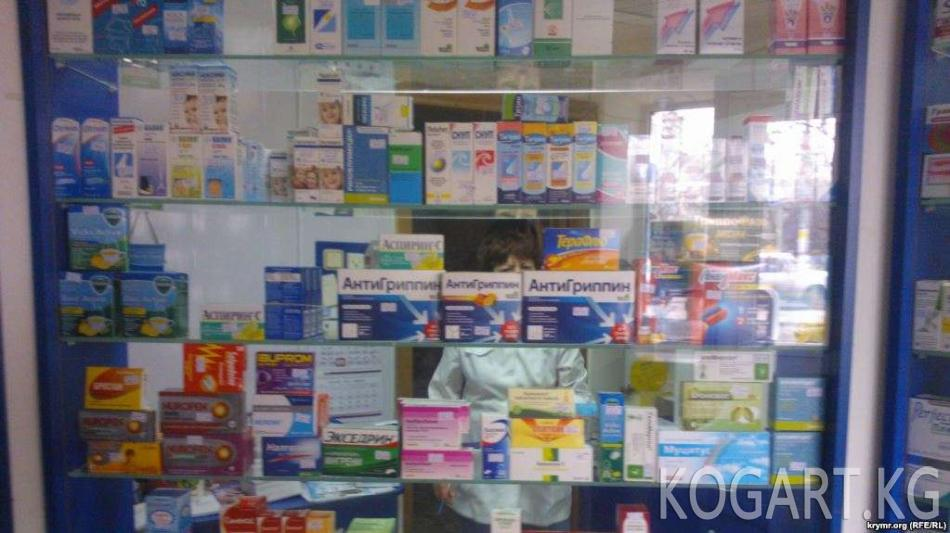 Өзбекстан украин дары-дармектерин киргизүүгө тыюу салды