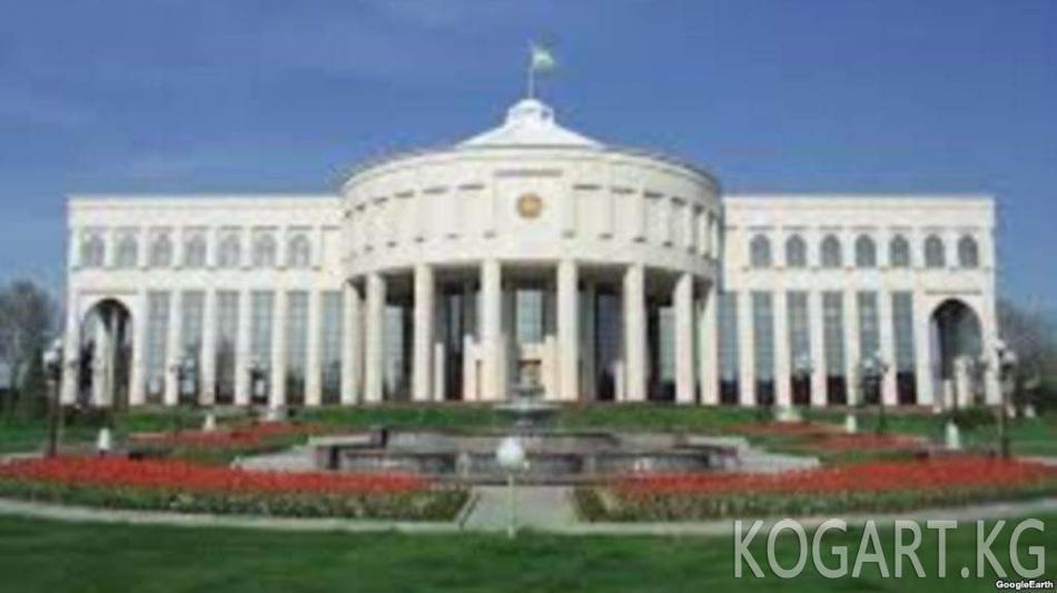 Ислам Каримовдун музейин оңдогон курулушчуларга эмгек акысы бериле...