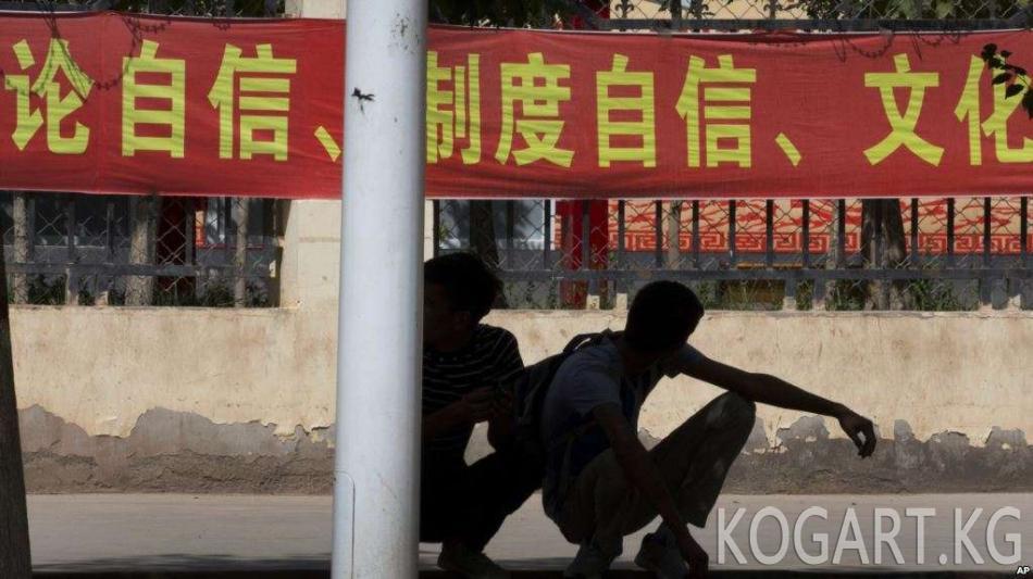 ТИМ Кытайдагы кыргыздардын камалышы боюнча маалыматтарды текшерүүдө