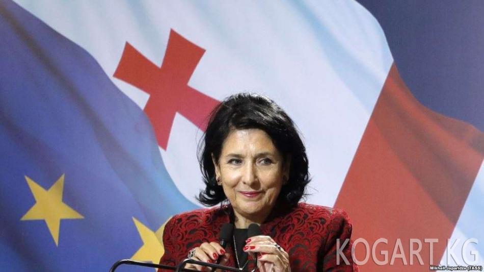 Грузиянын шайланган президенти Орусияны адам уурдоого айыптады