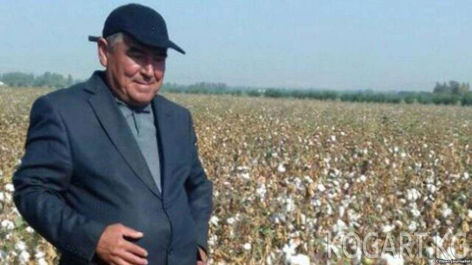 Өзбекстанда жол коопсуздук инспекторлору айдоочуну өлөрчө сабаган