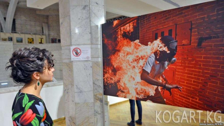 Алматыда World Press Photo-2018 жеңүүчүлөрүнүн көргөзмөсү ачылды