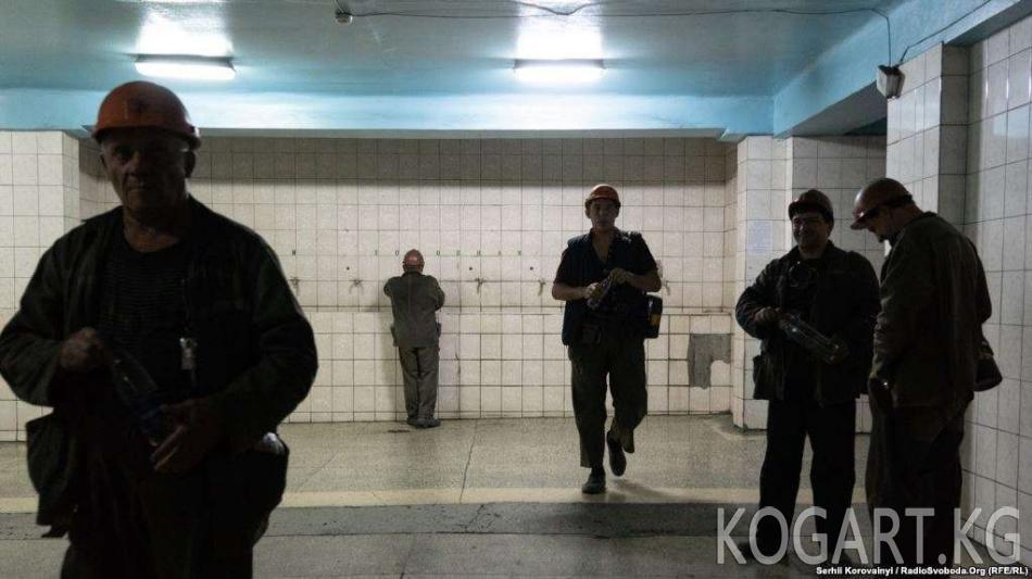 Чыгыш Казакстандагы шахтада эки жумушчу мерт болду
