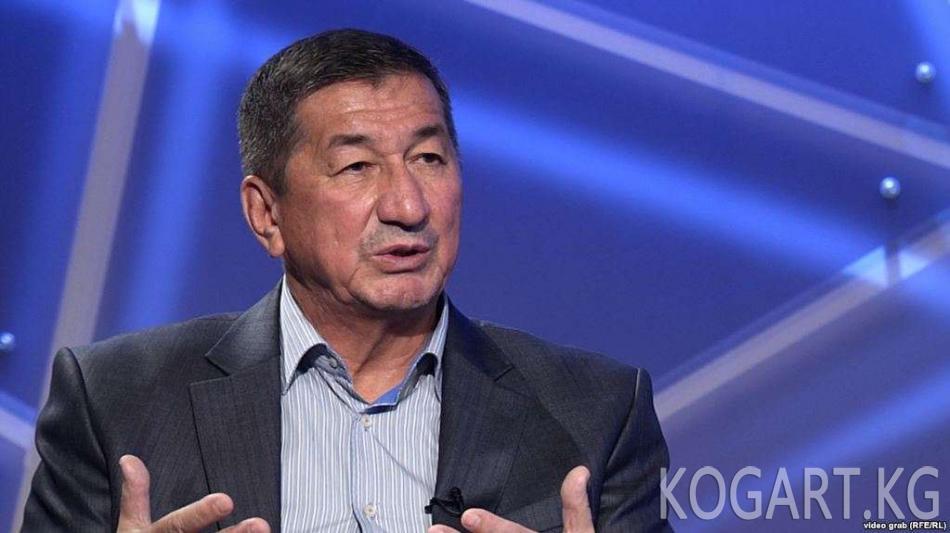 Кадыржан Батыровдун сөөгү Кыргызстанга коюлбайт