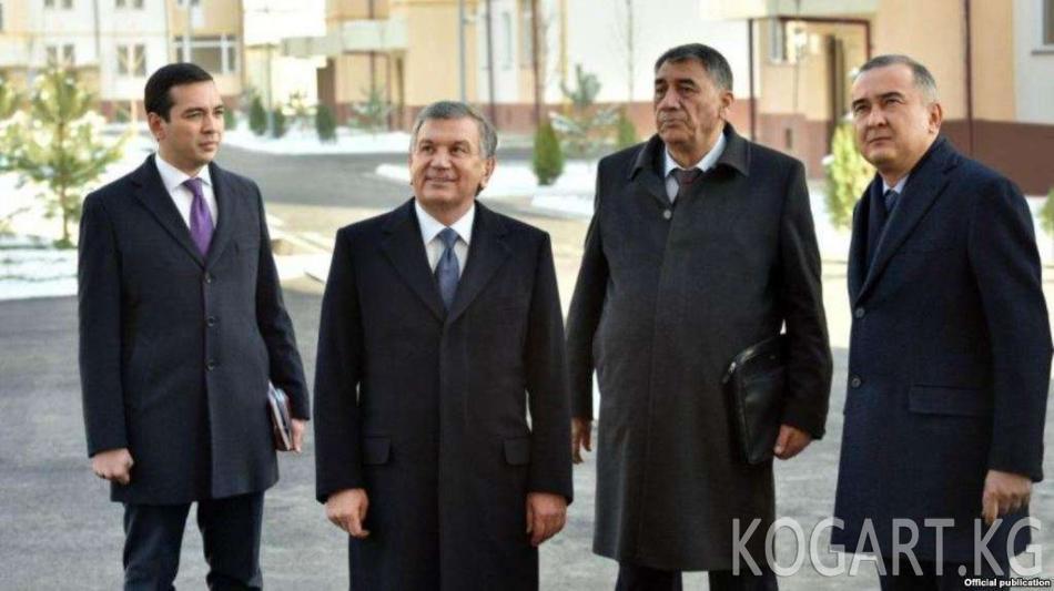 Ташкенттеги эски үйлөр түрттүрүлүп, ордуна жаңылары курулат