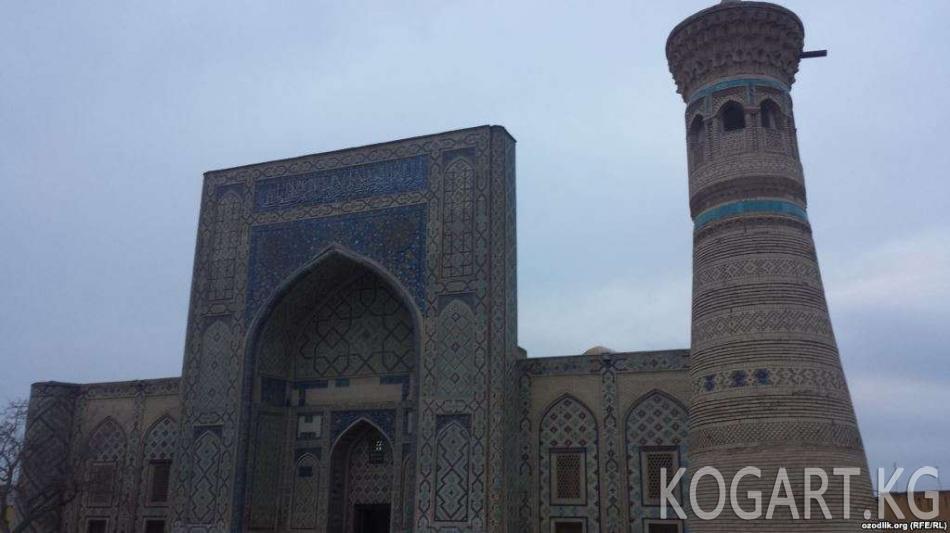 Өзбекстанда материалдык-маданий мурастар тизмесиндеги 259 объектиге...