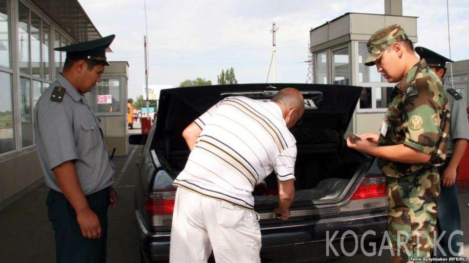 Казакстанда кыргыз бажысына биргелешкен көзөмөл киргизүү...