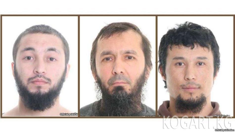 Швецияда теракт пландоого шектүү кыргызстандык менен өзбекстандыктардын соту башталды