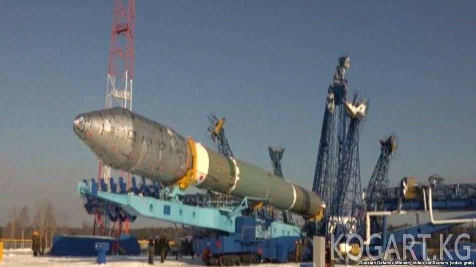 Орусиянын ракетага каршы коргонуу спутниги атмосферада өрттөнүп кетти