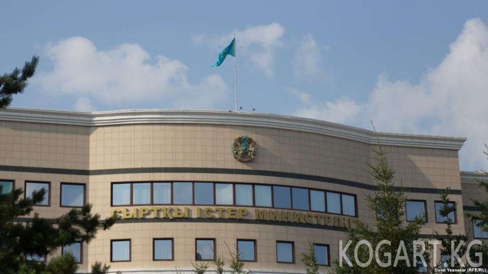 Астана: эки миңдей казак улутундагы адамдын Шинжаңдан чыгуусуна уруксат берилди