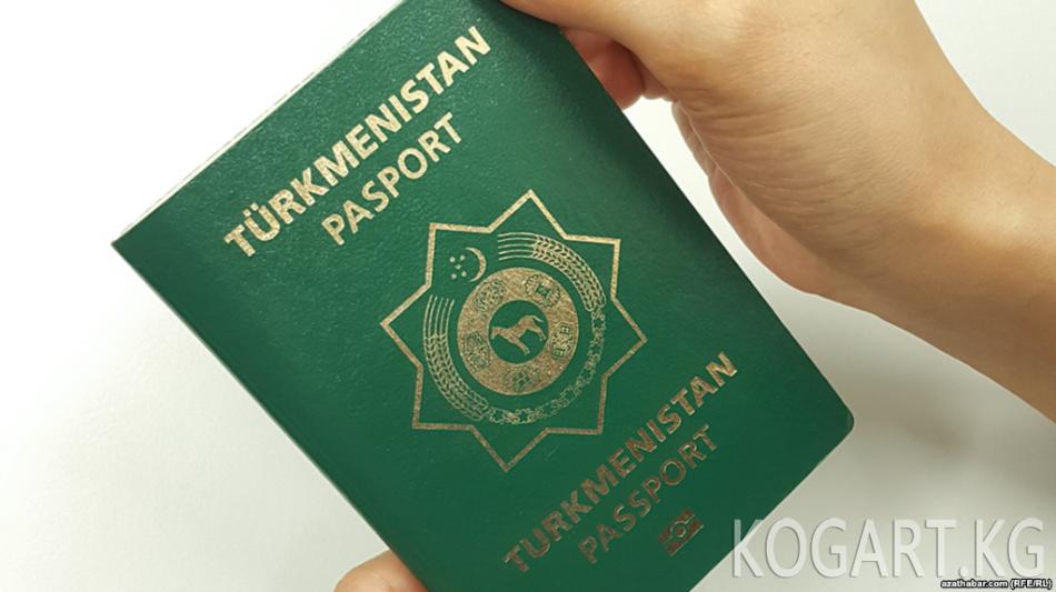 Паспорттордун дүйнөлүк рейтингинде Түркмөнстан 85-орунга жайгашты