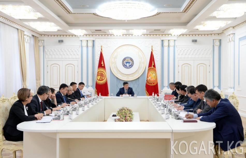 Июнь айында Кыргызстанда ШКУга мүчө мамлекеттердин Саммити өткөрүлөт