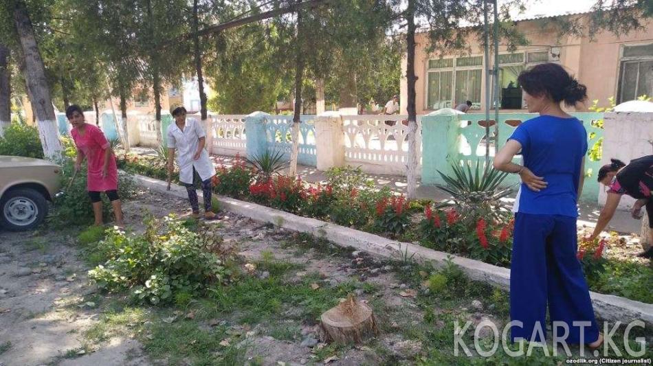 Өзбекстанда мугалимдерди мажбурлап иштетүүгө тыюу салынат