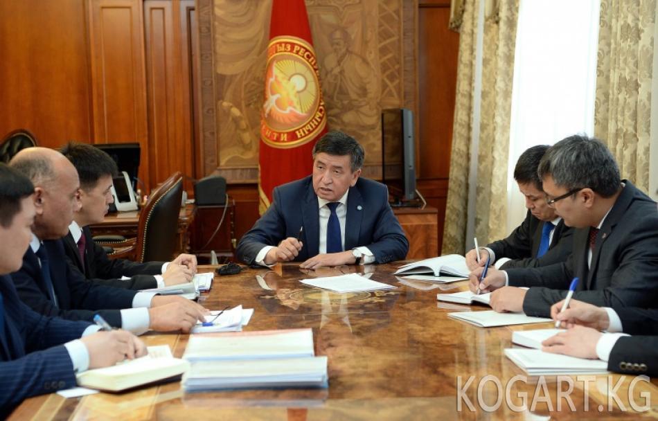 Президент Сооронбай Жээнбеков: 2024-жылга чейин Кыргызстандын калкы...