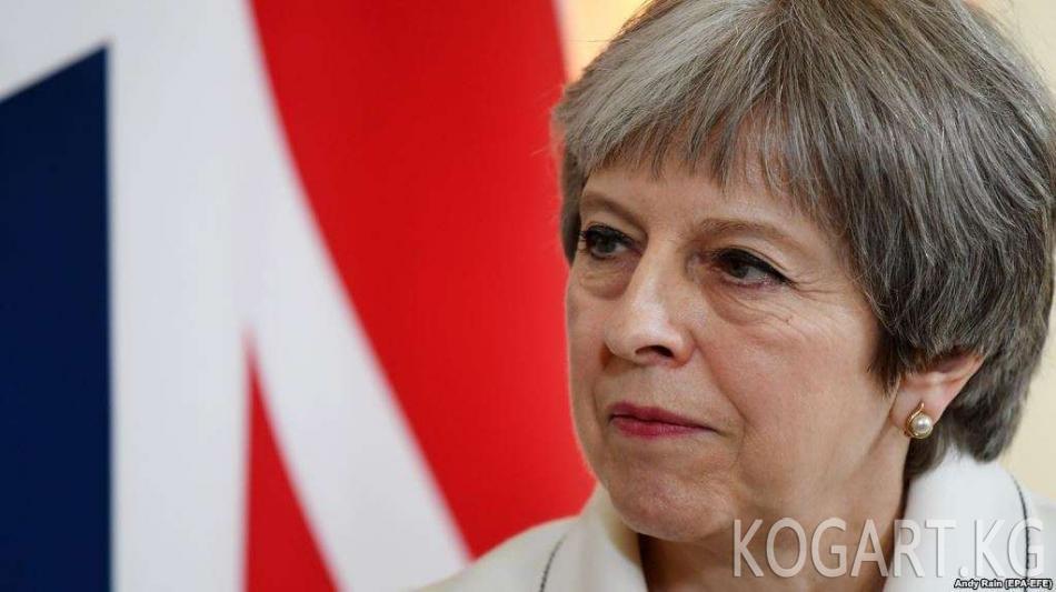 Британия парламенти Треза Мэйге ишеним көрсөтпөө маселесин карайт