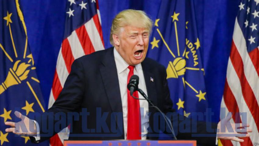 Трамп ички шайлоодо чечүүчү жеңишти камсыздады