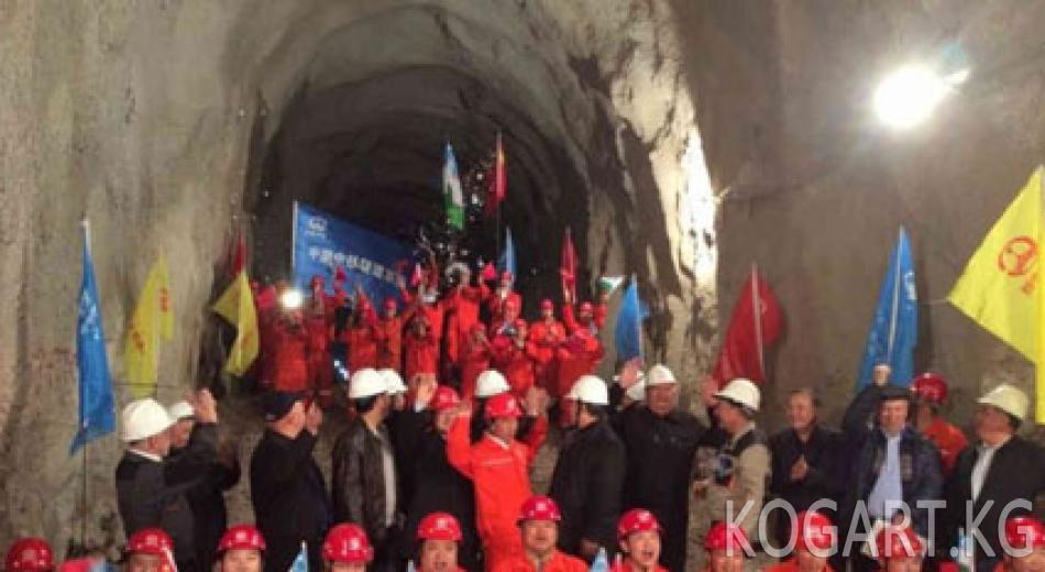 Өзбекстанда ири темир жол ишке берилди