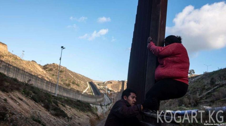 АКШ мигранттарды Мексикага кайтара баштады