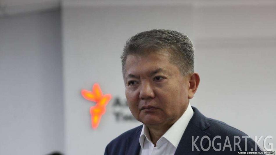 Жекшенкулов: Бишкек Орусиянын экинчи аскердик базасын ачуу...