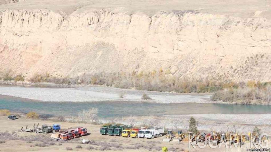 РИА Новости: Кыргызстан кайрадан Орусияны Жогорку Нарын каскадындагы ГЭСтерди курууга чакырды